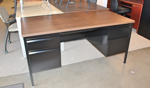metal and laminate desk desks a affordable office