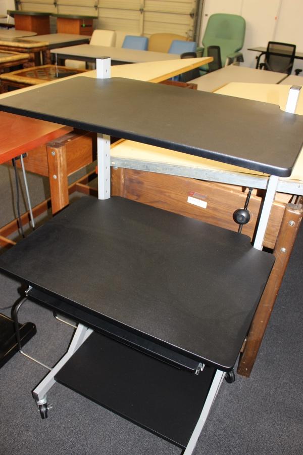 Computer Cart Desks A Affordable Office Furniture