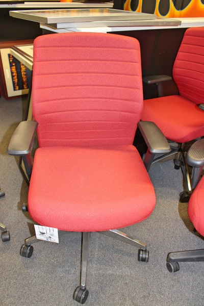 Mid Rise Back Task Chair Used Office Chairs A
