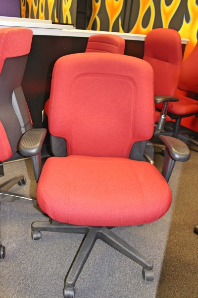 fabric high back executive chair| a-affordable office furniture