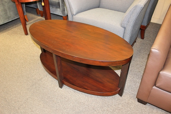 Oval coffee table weird stuff a affordable office for Bizarre coffee table