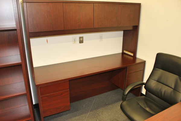 Credenza With Hutch Credenzas A Affordable Office