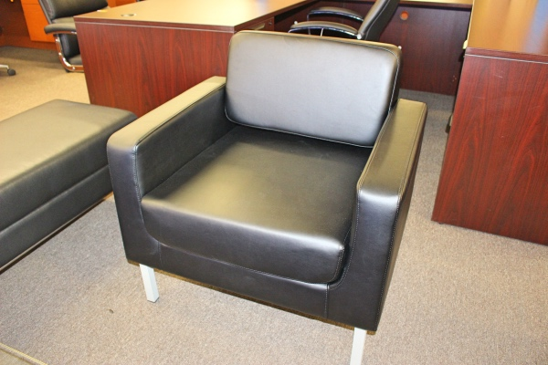 Leather Guest Chair Guest Chairs A Affordable Office