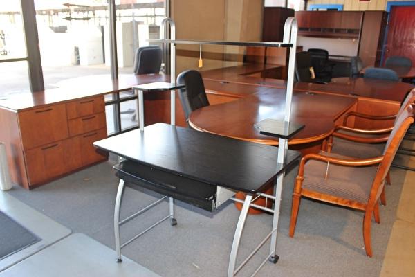 Rolling Computer Desk Desks A Affordable Office Furniture