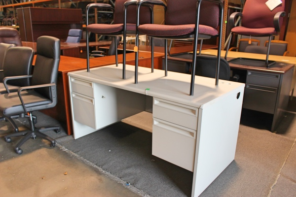 laminate and metal desk desks a affordable office