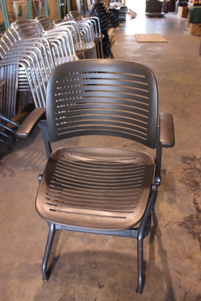 SteelCase Cachet Folding Arm Chairs Humble TX
