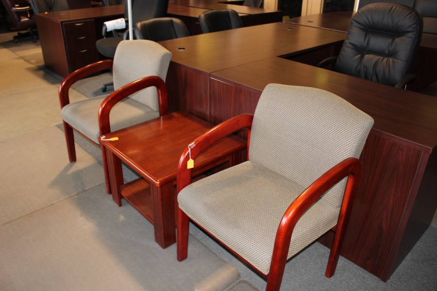 Wooden Guest Chairs With Upholstery Guest Chairs A