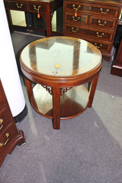 Asian Inspired Round Table