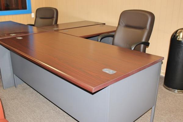 Hon L Shaped Desk Desks A Affordable Office Furniture