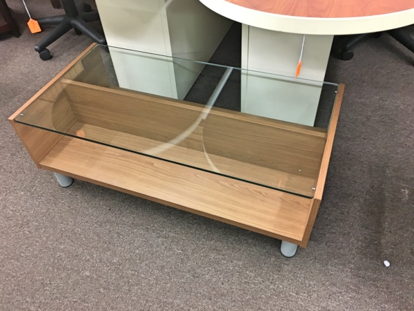 Laminate And Glass Coffee Table Tables A Affordable Office Furniture