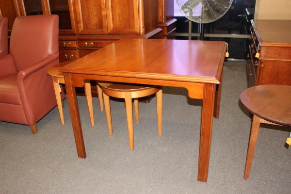 Wood Square Table Tables A Affordable Office Furniture