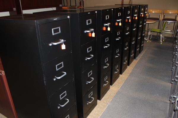 Hon letter sized filing cabinet black filing cabinets for Furniture 5 letters