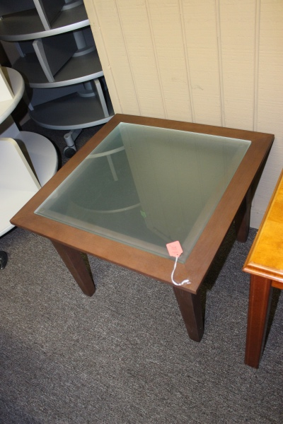 Frosted glass end table tables a affordable office furniture Frosted glass furniture