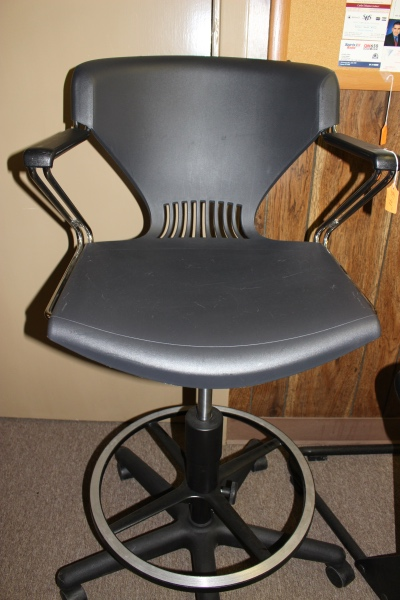 Counter Height Chair With Arms