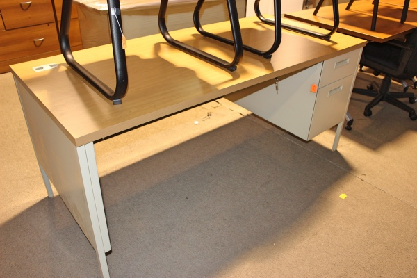 metal and laminate desk desks a affordable office furniture