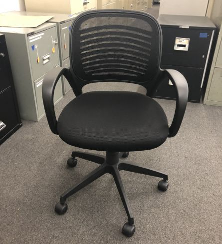 Office Chair Global Mesh Back Managers