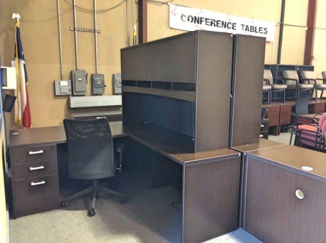Cool Desk L Shape Desk Pasadena Tx Desks A Affordable Download Free Architecture Designs Rallybritishbridgeorg