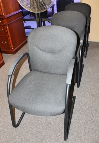 Fabric Guest Chairs