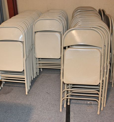 Bon Metal Folding Chairs