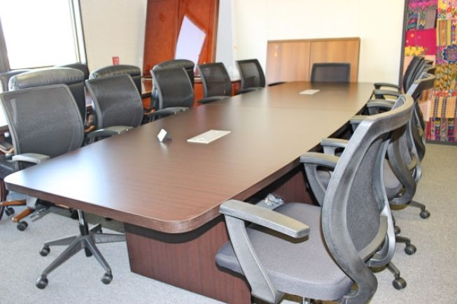 Foot Conference Table Conference Tables AAffordable Office - 12 ft conference table