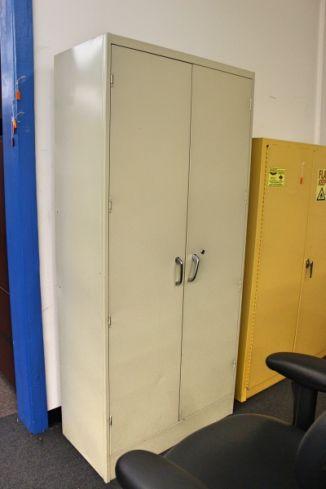 Used Metal Storage Cabinet >> 2 Door Metal Storage Cabinet Used Storage Cabinets A Affordable