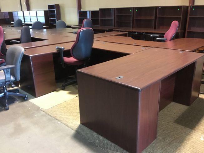 Desk Hon U Shape