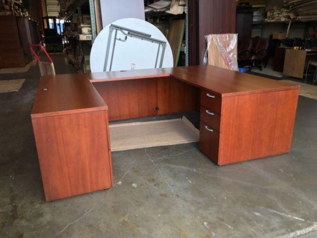 U Shaped Desk Houston TX