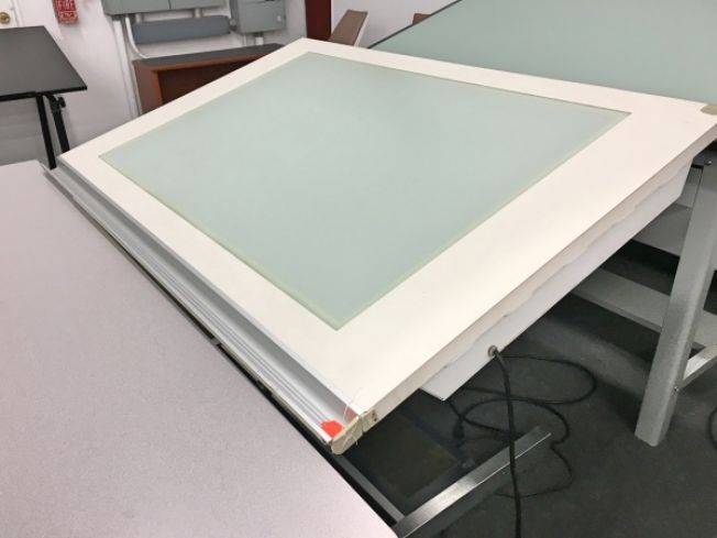lighted drafting tables | tables | a-affordable office furniture