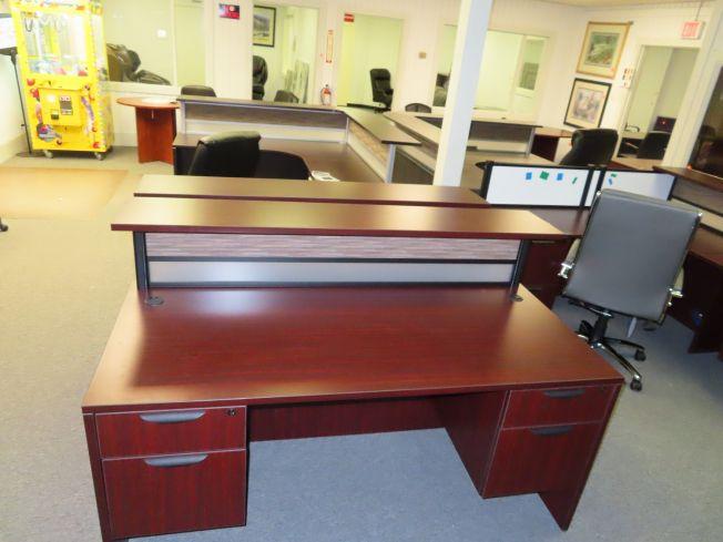 Incredible Reception Desks Mahogany Pasadena Tx Reception Desks A Download Free Architecture Designs Rallybritishbridgeorg